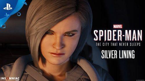 Marvel's Spider-Man: expansão