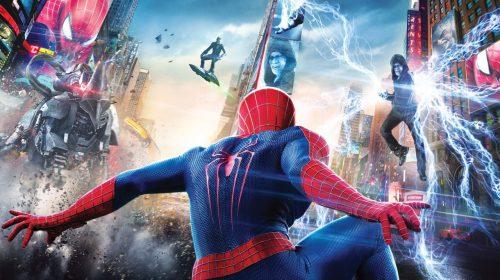 Trajes de The Amazing Spider-Man não estarão em Marvel's Spider-Man