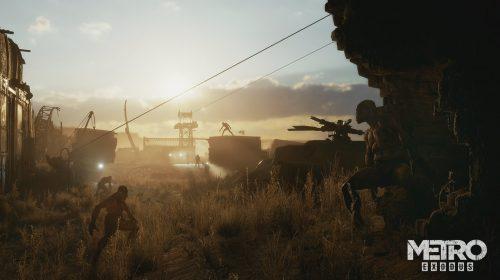 Metro Exodus: novo gameplay mostra mutantes e sanguinolência