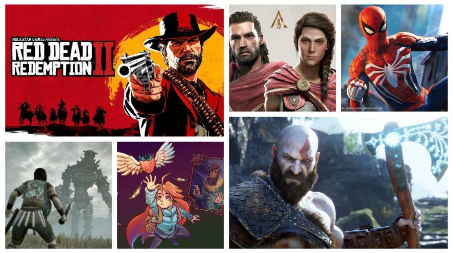 Os 40 jogos mais bem avaliados do PS4 em 2018 segundo Metacritic