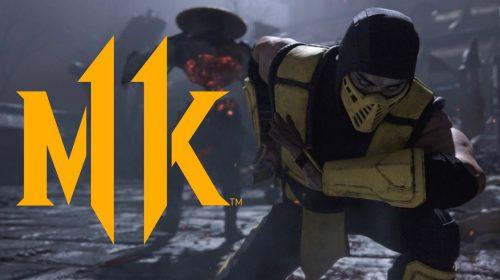 É real! Mortal Kombat 11 é anunciado oficialmente com trailer sanguinário