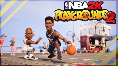 NBA 2K Playgrounds 2 recebe DLC com 35 atletas e itens de Natal; veja
