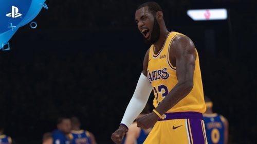[Análise] NBA 2K19: Vale a Pena?