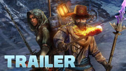 Outward, RPG medieval de 'tela dividida', chega em 26 de março ao PS4