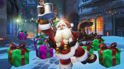 Overwatch: evento natalino começa na próxima semana; saiba mais