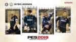 PES 2019 - Inter Legends