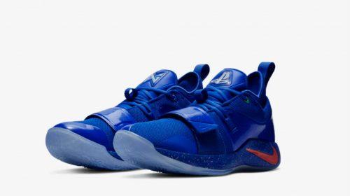 Novo tênis PG 2.5 x PlayStation da Nike se esgotou em apenas 1 dia