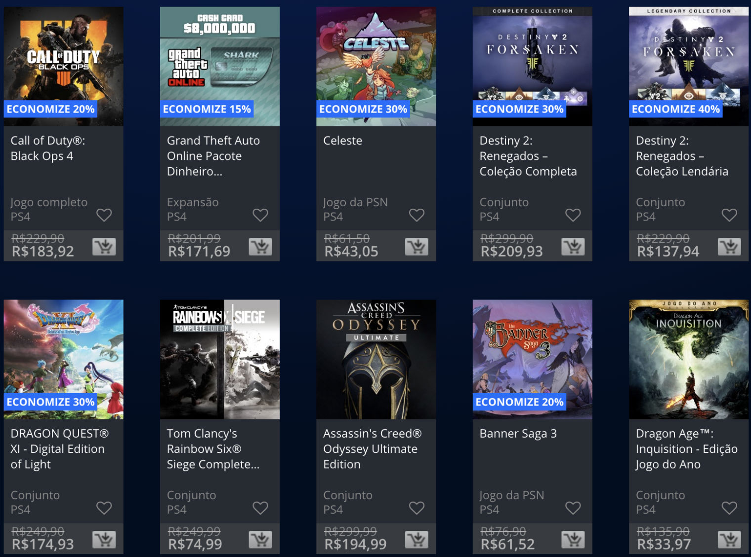 Sony lança promoção The Game Awards na PSN; veja jogos e preços 1