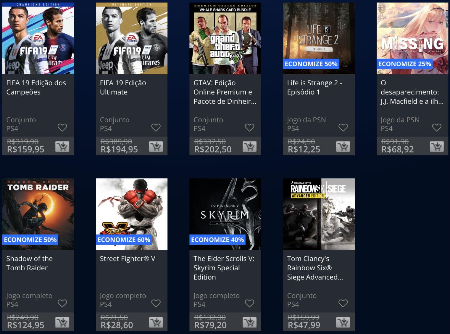 Sony lança promoção The Game Awards na PSN; veja jogos e preços 6