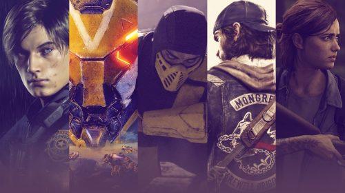 Só jogão! Programe-se: veja os principais jogos de 2019 no PS4