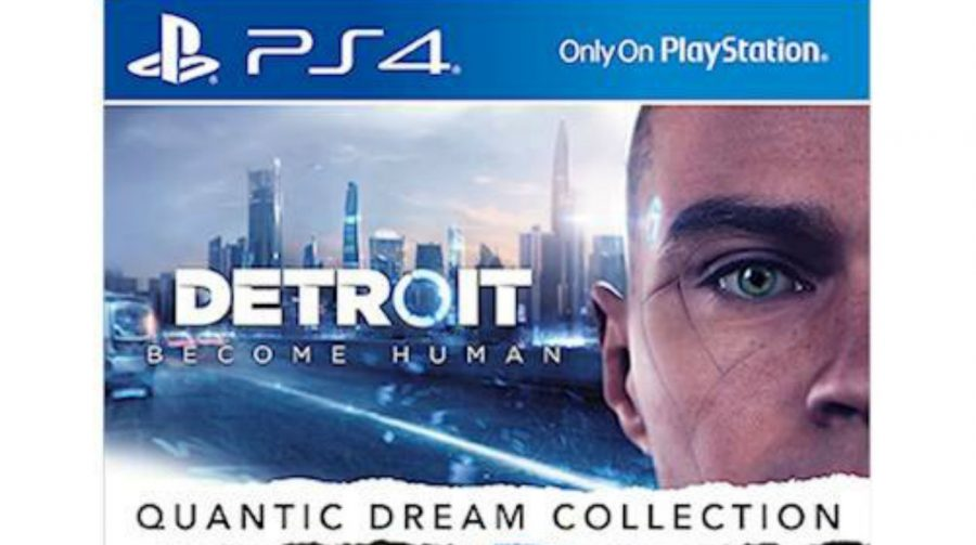 Quantic Dream Collection, com Detroit, Beyond e Heavy Rain, chega ao PS4