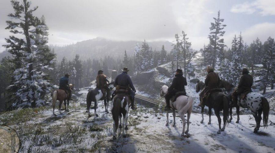 O Natal chegou ao Red Dead Redemption 2; saiba mais