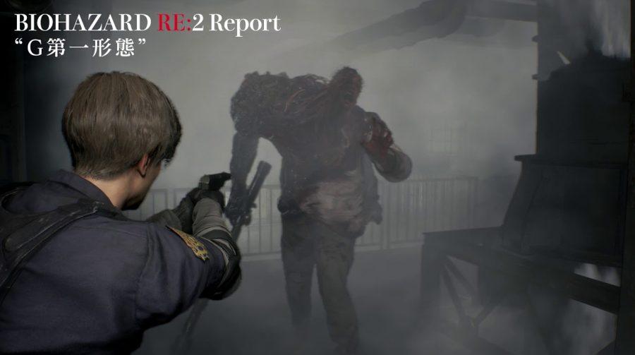 Novos clipes de Resident Evil 2 mostram cenas inéditas; assista