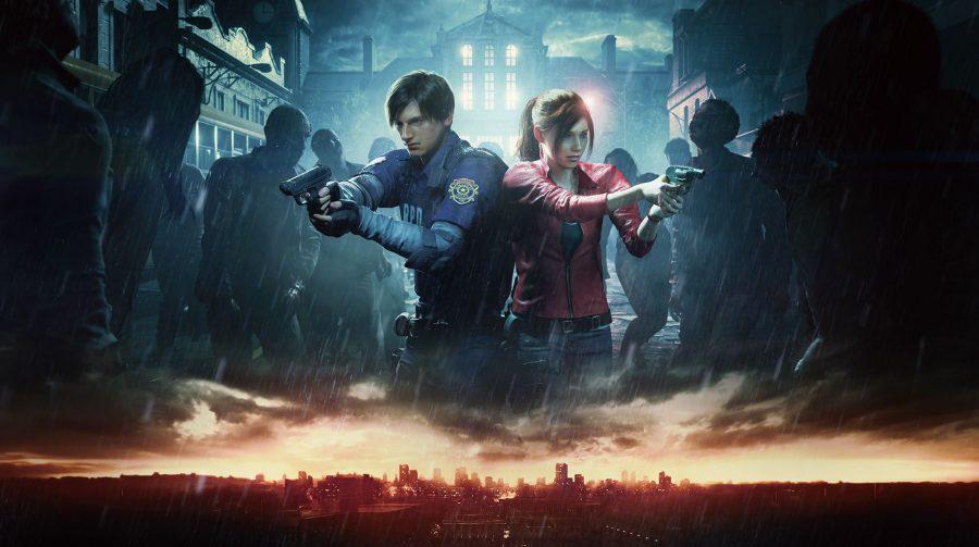Resident Evil 2 terá