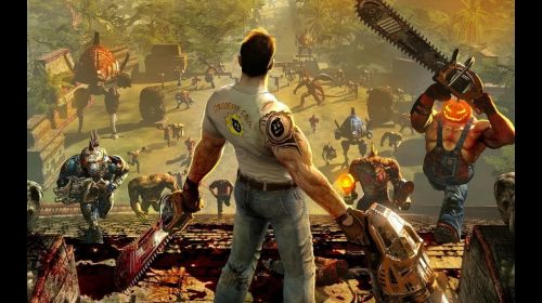 Serious Sam Collection é listado para PlayStation 4
