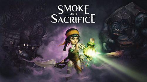 Smoke and Sacrifice chega em 15 de maio com masmorras desafiadoras