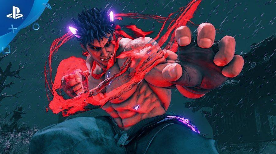 Street Fighter V: Arcade Edition: 4º temporada revela personagem Kage