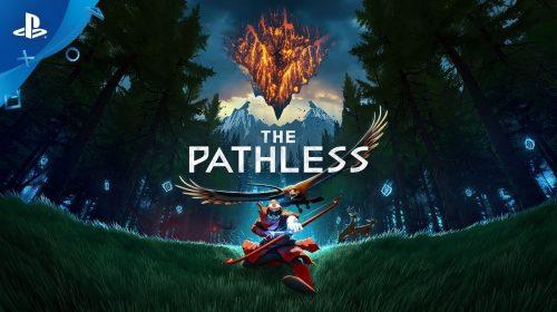 Confira as primeiras notas de The Pathless no PS4 e PS5