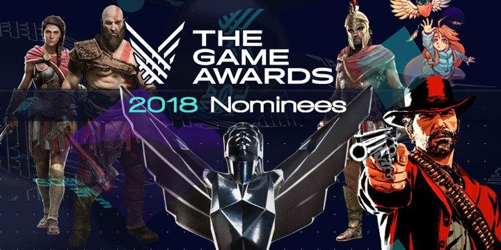 Confira todos os vencedores do The Game Awards 2018