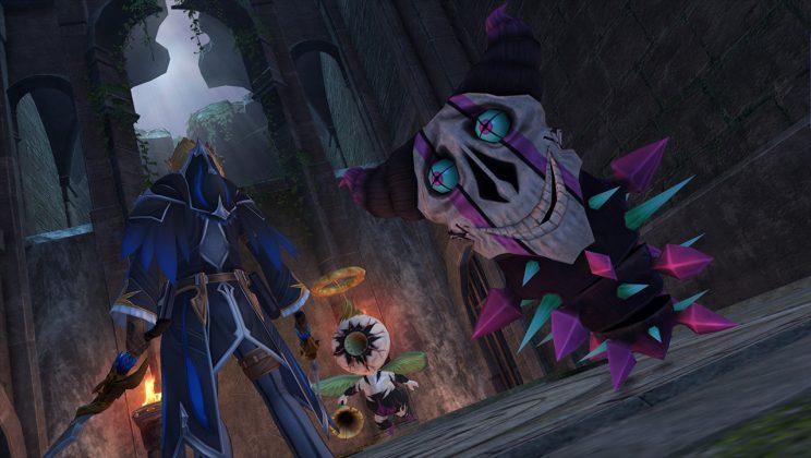 Ys IX: Monstrum Nox é anunciado para o PS4; Lançamento em 2019 3