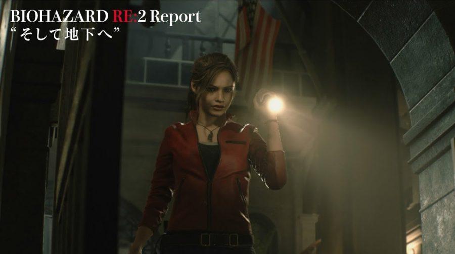 Resident Evil 2 ganha mais um pacotão de clipes inéditos; assista