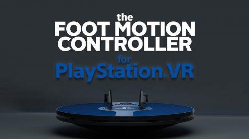 3DRudder: PSVR recebe seu primeiro controle licenciado para os pés