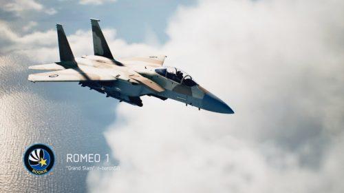 Ace Combat 7 recebe gameplay do multiplayer online; veja