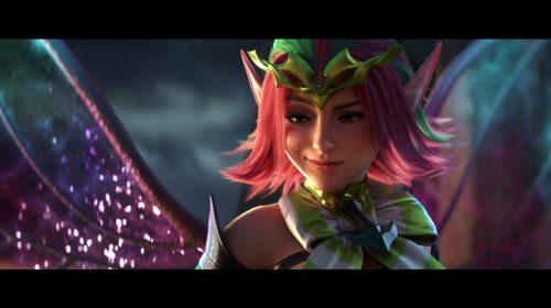 Arena of Valor, estilo League of Legends, é listado para o PS4