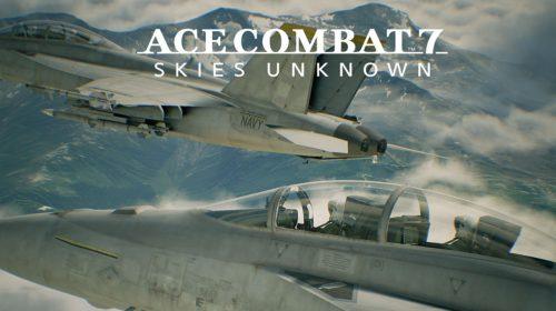 Ace Combat 7 recebe trailer de lançamento repleto de ação; assista