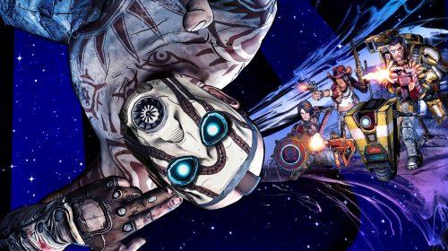 Borderlands: Game of the Year Edition é listado para PS4