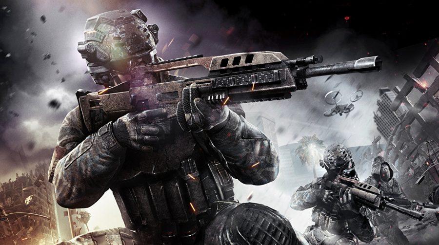 Call of Duty é a série mais vendida nos consoles pelo 10º ano seguido nos EUA