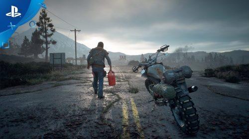 Sony revela mais um interessante gameplay de Days Gone; assista