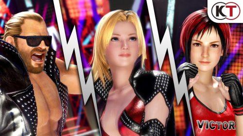 Dead or Alive 6 é adiado para março, confirma Koei Tecmo