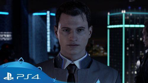 #ConnorArmy: diretor de Detroit Become Human indica possível DLC