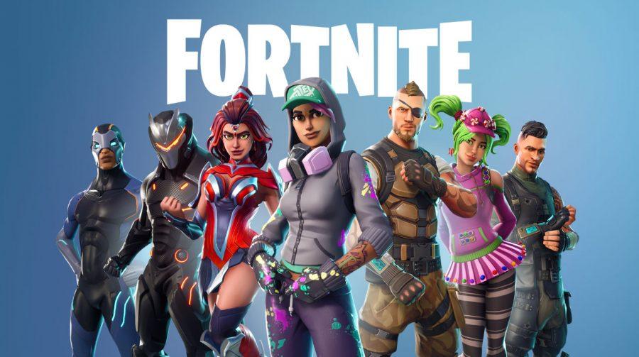 Fortnite foi o jogo com maior arrecadação nos consoles em agosto