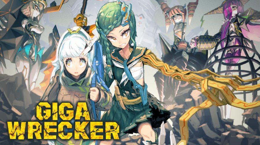 Giga Wrecker, dos criadores de Pokémon, deve chegar ao PS4