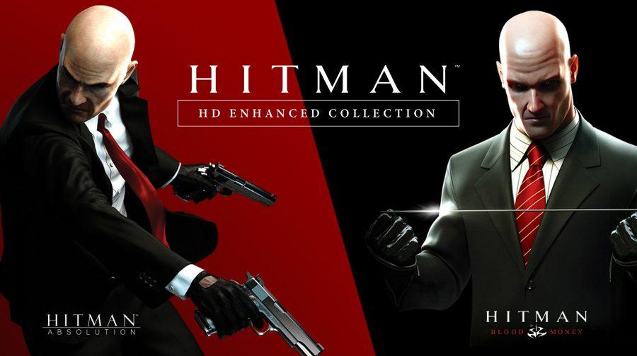 IO Interactive anuncia coleção com HITMAN Blood Money e Absolution no PS4