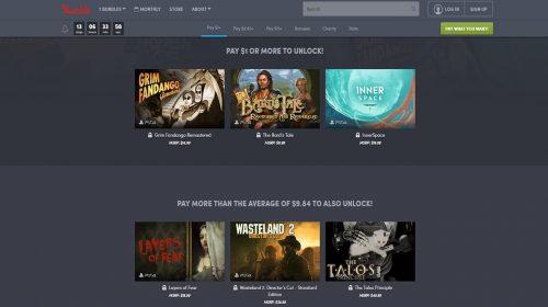 Humble Indie PlayStation 2019 oferece até nove jogos por U$ 15