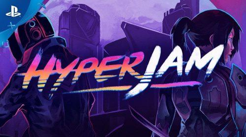 Hyper Jam chega em fevereiro ao PS4; conheça o game
