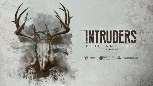 Intruders: Hide and Seek chega em 13 de fevereiro; conheça