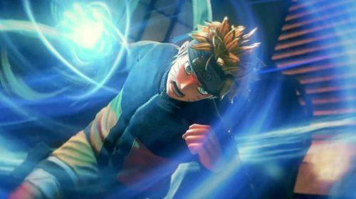 Jump Force: novos personagens de Naruto e pré-load do BETA