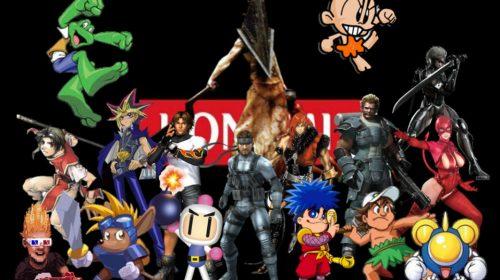 Fábricas de Sonhos: Konami, muito além de PES e Hideo Kojima