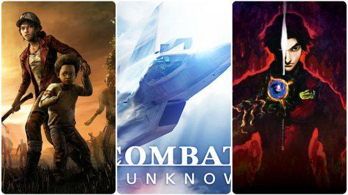 Lançamentos da Semana (14/01 a 18/01) para PS4 e PSVR