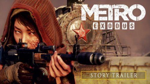 Metro Exodus recebe dramático trailer focado na história; assista