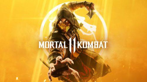 Scorpion será estrela da capa de Mortal Kombat 11, revela NetherRealm