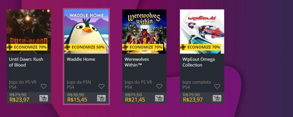 """Sony adiciona """"Ofertas Especiais"""" na PS Store; veja jogos 11"""
