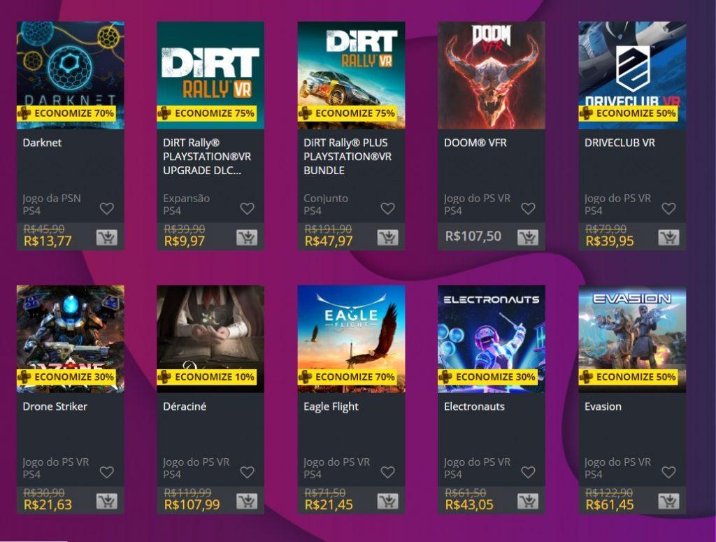"""Sony adiciona """"Ofertas Especiais"""" na PS Store; veja jogos 3"""