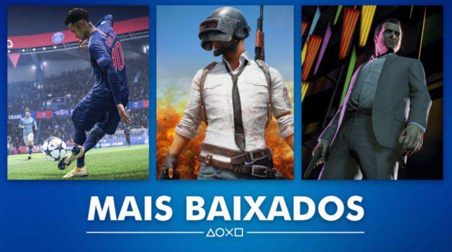 Sony revela quais foram os jogos mais vendidos de dezembro na PS Store do Brasil