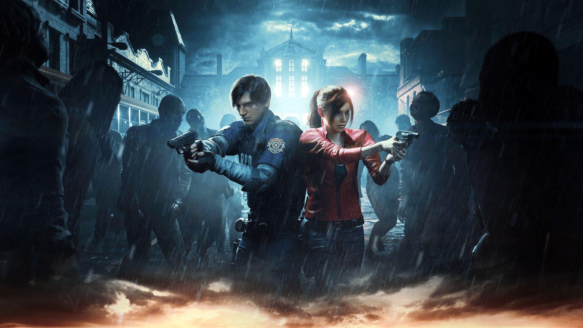 DEMO De Resident Evil 2 Já Disponível Na PSN Do Brasil