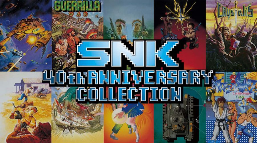 SNK 40th Anniversary Collection anunciado para PS4; veja trailer
